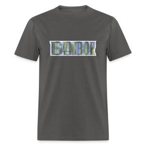 8 names said at once logo shirt - Men's T-Shirt