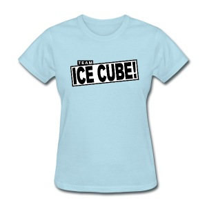Team IC! logo shirt - Women's T-Shirt