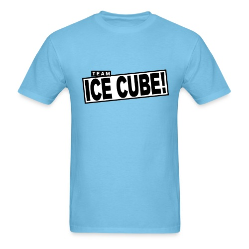 Team IC! logo shirt - Men's T-Shirt