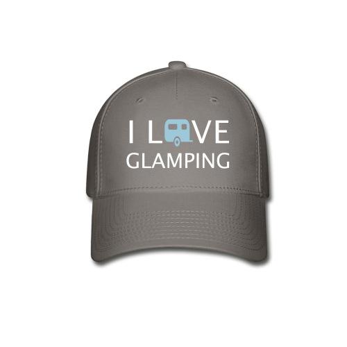 I Love Glamping - Baseball Cap