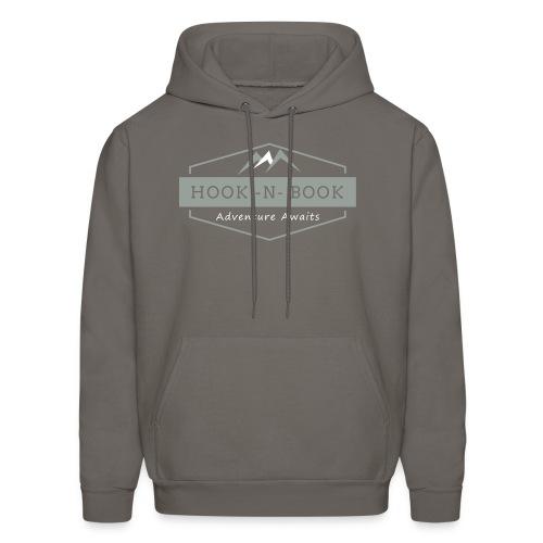 Hook -N- Book Hoodie - Men's Hoodie