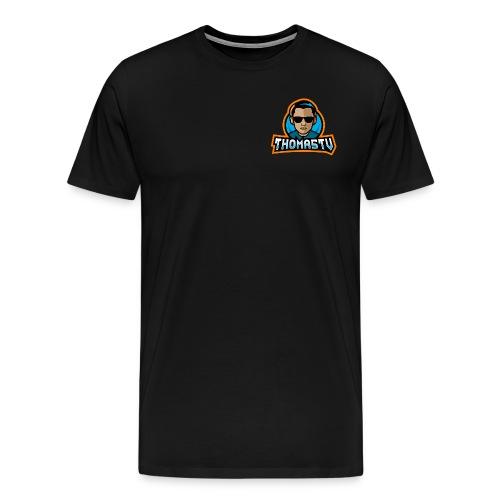 Thoma5TV Logo Tee - Men's Premium T-Shirt
