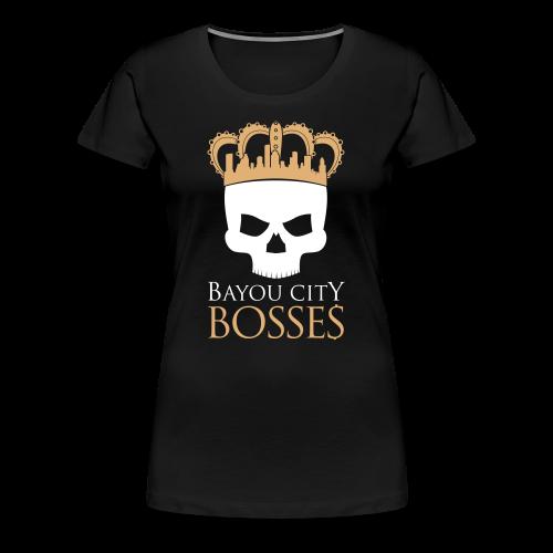 Women's Tee - Boss Logo - Women's Premium T-Shirt