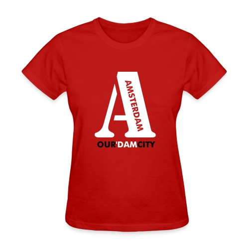Amsterdam City - Women's T-Shirt