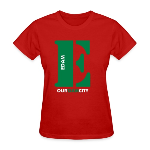 Edam City - Women's T-Shirt