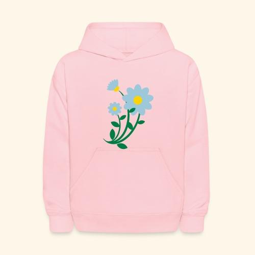 Bunch of flowers - Kids' Hoodie