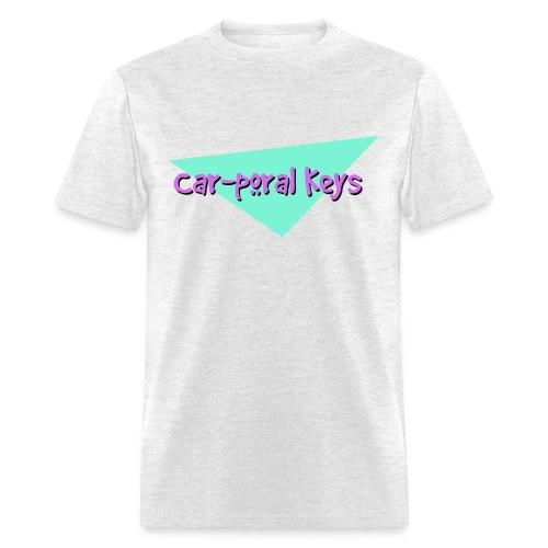 Men's Car-poral Keys T-Shirt - Men's T-Shirt