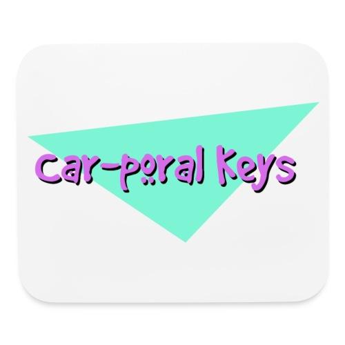 Car-poral Keys Mousepad - Mouse pad Horizontal