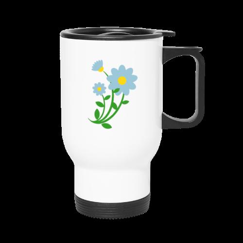 Bunch of flowers - Travel Mug