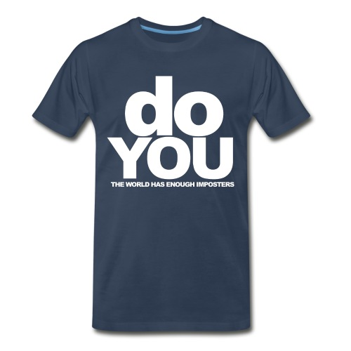 No More Imposters - Men's Premium T-Shirt