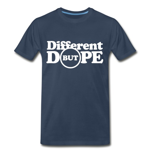 Different Is Dope - Men's Premium T-Shirt