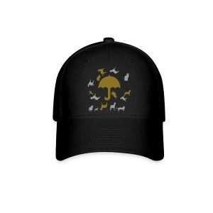 Its raining cats and dogs - Baseball Cap