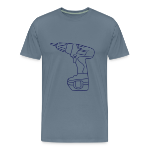 Cordless Screwdrivers - Men's Premium T-Shirt