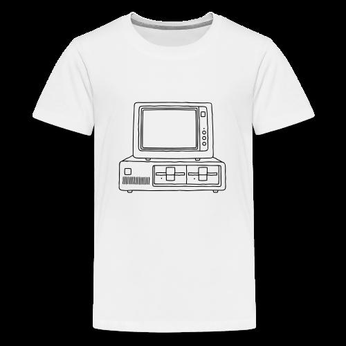Computer PC - Kids' Premium T-Shirt