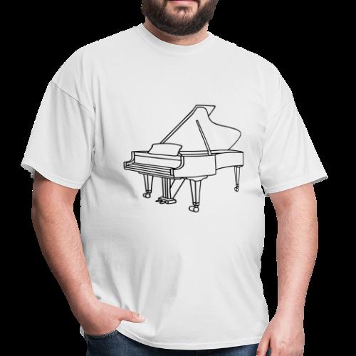 PIANO - Men's T-Shirt