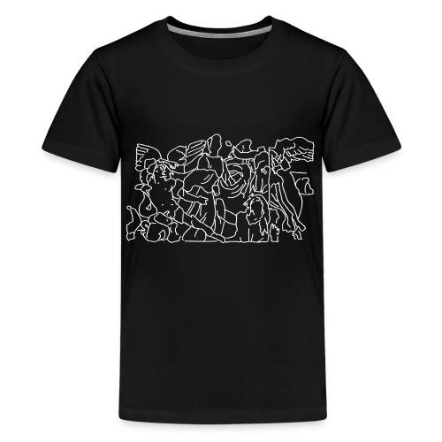 Pergamon Altar Berlin - Kids' Premium T-Shirt