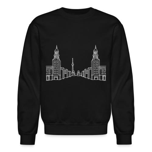 Frankfurter Tor Berlin - Crewneck Sweatshirt