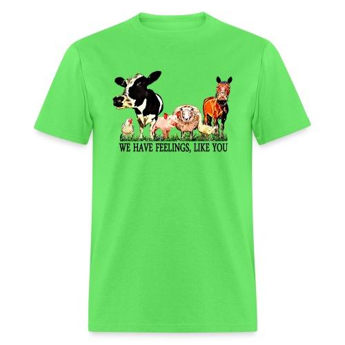 Loving Animals 2 - Men's T-Shirt