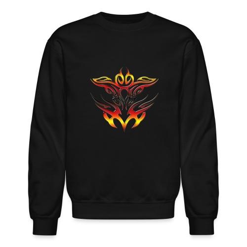 Fire Tribal2 Sweatshirt - Crewneck Sweatshirt