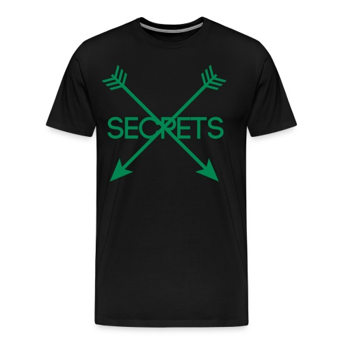 SECRETS season 2 shirt - Men's Premium T-Shirt