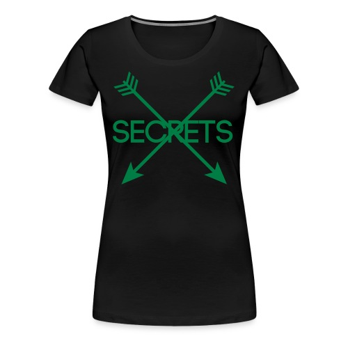 Womans SECRETS season 2 shirt - Women's Premium T-Shirt