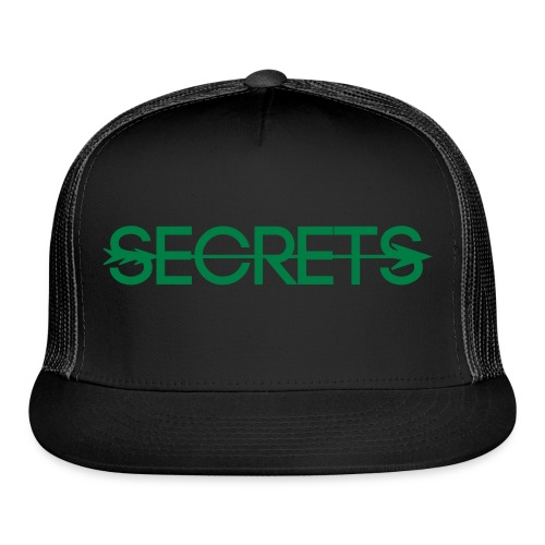 SECRETS season 2 hat - Trucker Cap