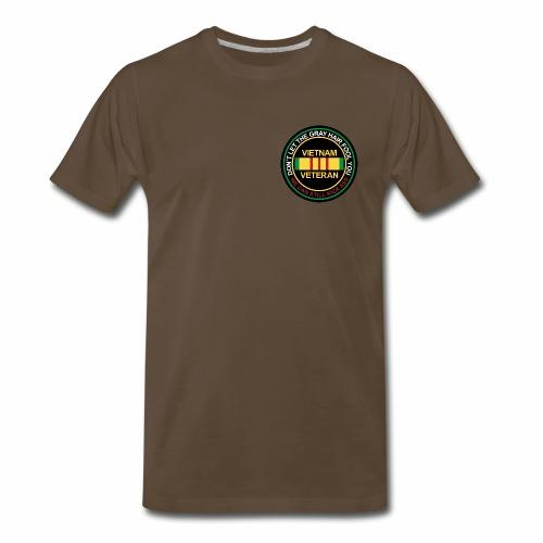 Vietnam vet - Men's Premium T-Shirt
