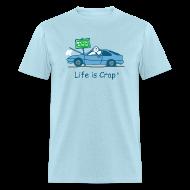 T-Shirts ~ Men's T-Shirt ~ Broken Down
