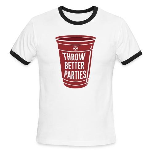 TBP Ringer - Men's Ringer T-Shirt