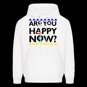 D*mn! Are you happy now? - Men's Hoodie
