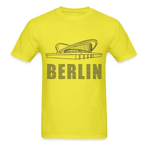Congress Hall Berlin - Men's T-Shirt