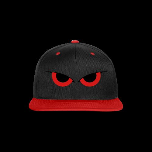 LemonRaptor Watchers Red/Black Hat - Snap-back Baseball Cap