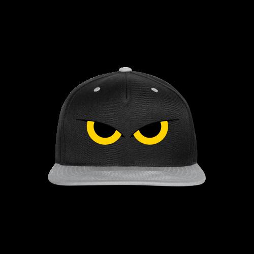 LemonRaptor Watchers Yellow/Black Hat - Snap-back Baseball Cap