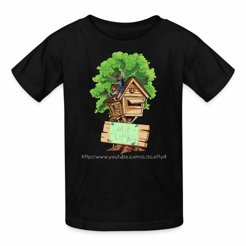 KIDS - Caleb's Clubhouse! - Kids' T-Shirt