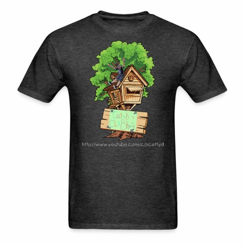 MEN'S - Caleb's Clubhouse! - Men's T-Shirt