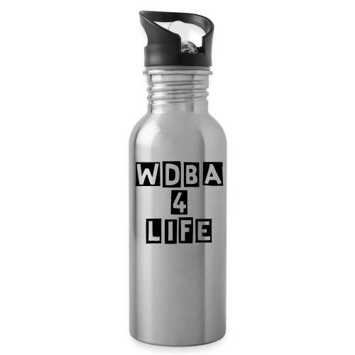WDBA 4 LIFE Water Bottle - Water Bottle