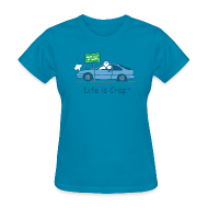 T-Shirts ~ Women's T-Shirt ~ Broken Down - Womens Classic Tee