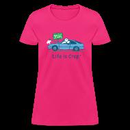 Women's T-Shirts ~ Women's T-Shirt ~ Broken Down - Womens Classic Tee