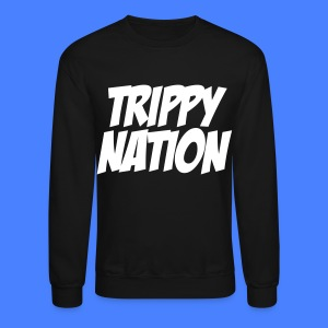 Trippy Nation Long Sleeve - stayflyclothing.com - Crewneck Sweatshirt