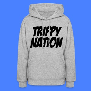 Trippy Nation Hoodies - stayflyclothing.com - Women's Hoodie