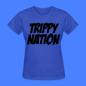 Trippy Nation Women's T-Shirts - stayflyclothing.c - Women's T-Shirt