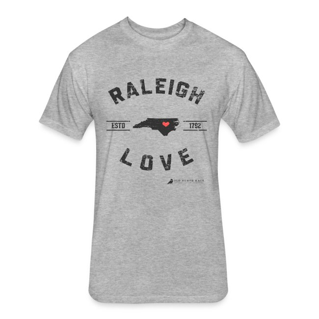 Vintage Raleigh Love Men's T-Shirt