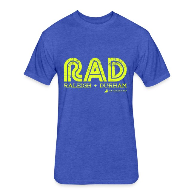 RAD Raleigh Durham T-Shirt