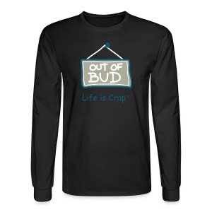 Out Of Bud - Mens Longsleeve T-shirt - Men's Long Sleeve T-Shirt