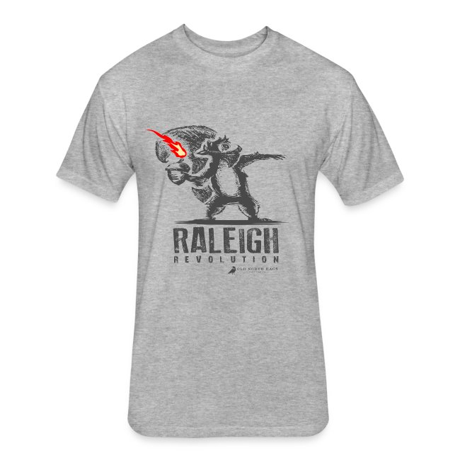 Raleigh Revolution Squirrel T-Shirt - Light
