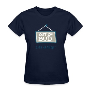 Out Of Bud - Womens Standard T-shirt - Women's T-Shirt
