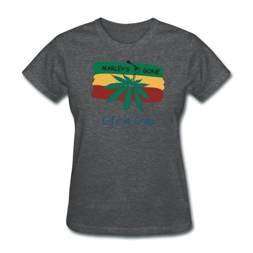 Marleys Gone - Womens Standard T-shirt - Women's T-Shirt