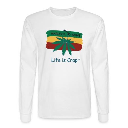 Marleys Gone -  Mens Longsleeve T-shirt - Men's Long Sleeve T-Shirt