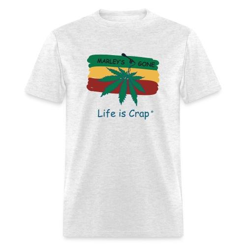 Marleys Gone -  Mens Standard T-shirt - Men's T-Shirt