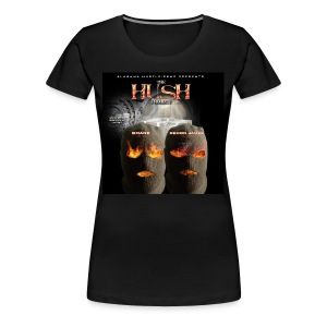 Ladies HUSH PROJECT TEE - Women's Premium T-Shirt